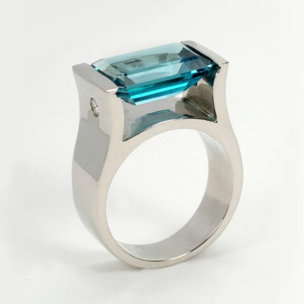 Custom Ring Genesis