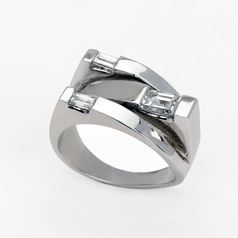 Genesis Custom Jewelry Ring